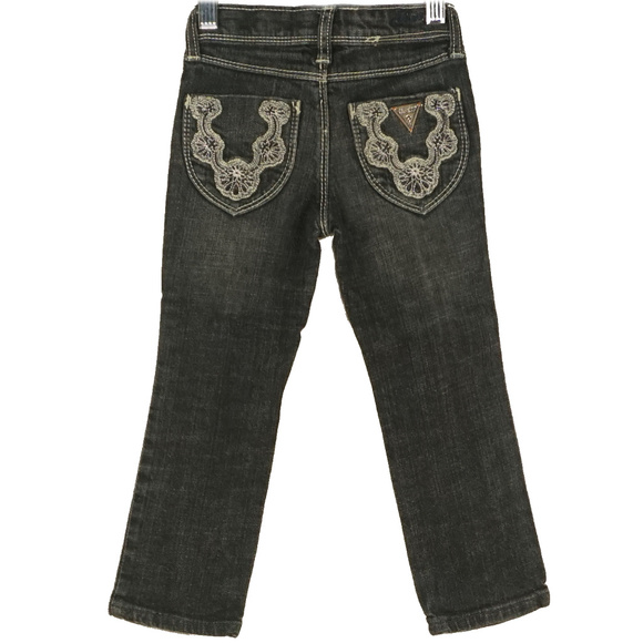Guess Other - Guess girls jeans with bling EUC 4